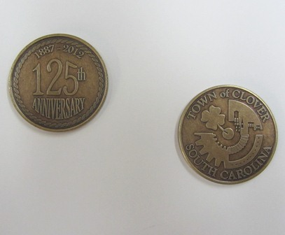 125th Anniversary Coin